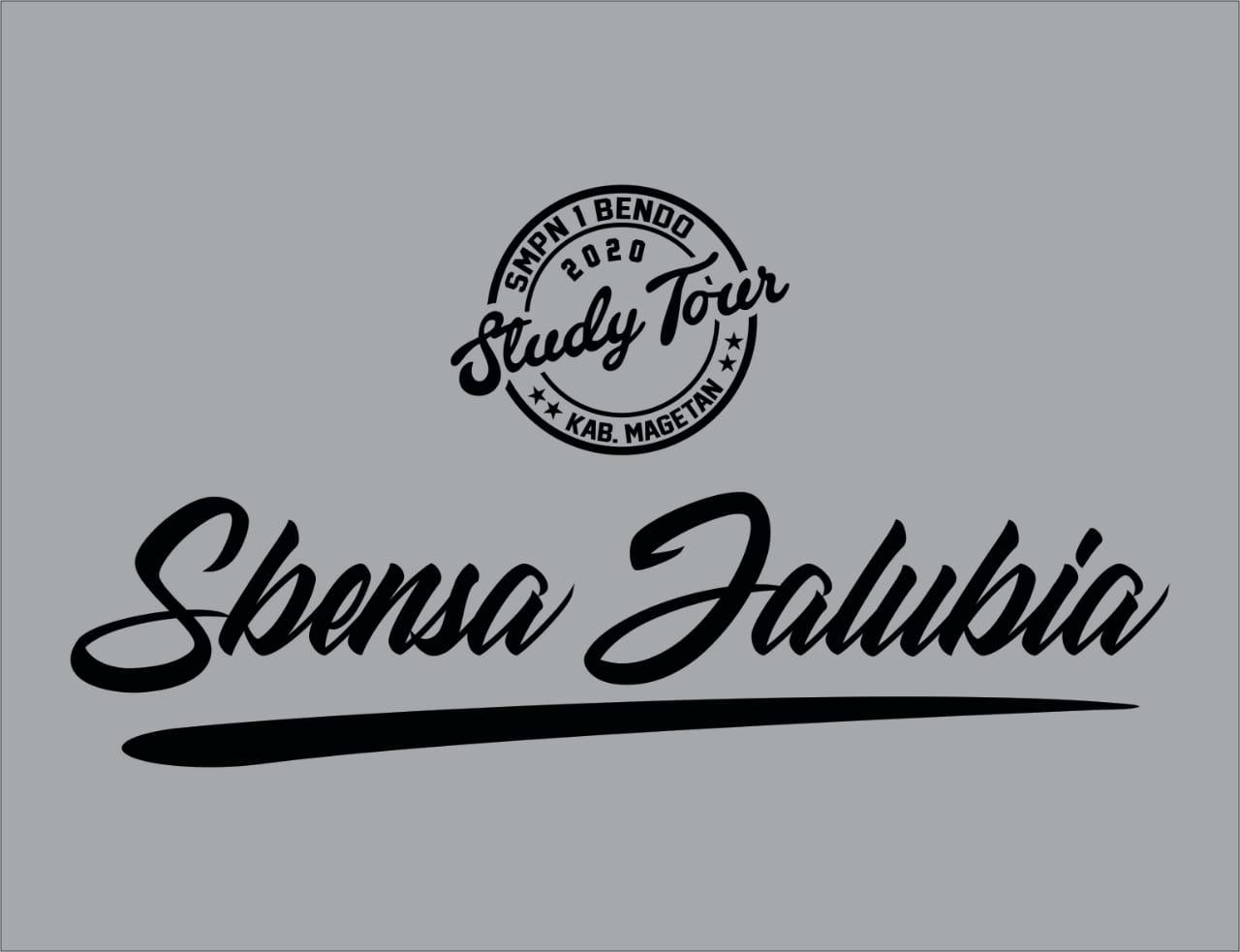 STUDY TOUR SBENSA 2020